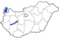 Sopron in Ungarn