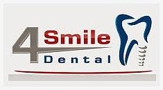 4 Smile Dental Logo
