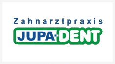Jupa-Dent Zahnarztpraxis Logo