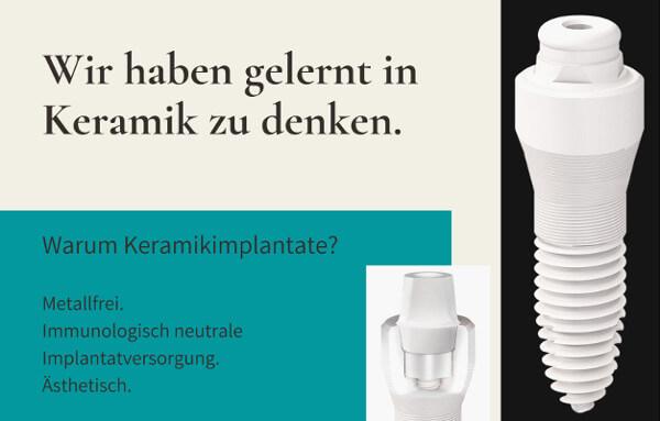 Zirkon Implantat FDT
