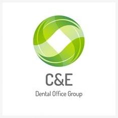 C&E Dental Zahnklinik in Mosonmagyaróvár Logo