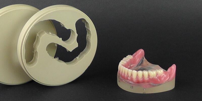 PEEK Material für Zahnersatz