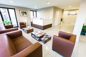 Hillside Dental Wartezimmer