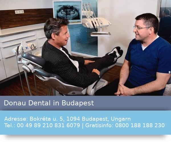 Donau Dental in Budapest