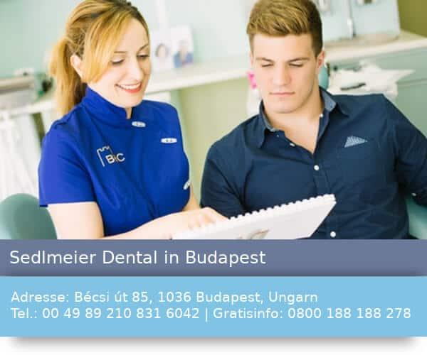 Sedelmeier Dental in Budapest